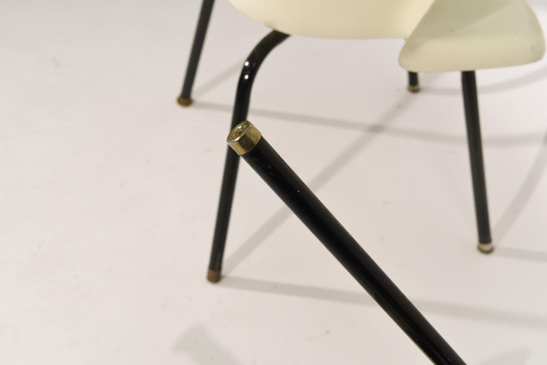(4) EAMES HERMAN MILLER CHAIRS - 8