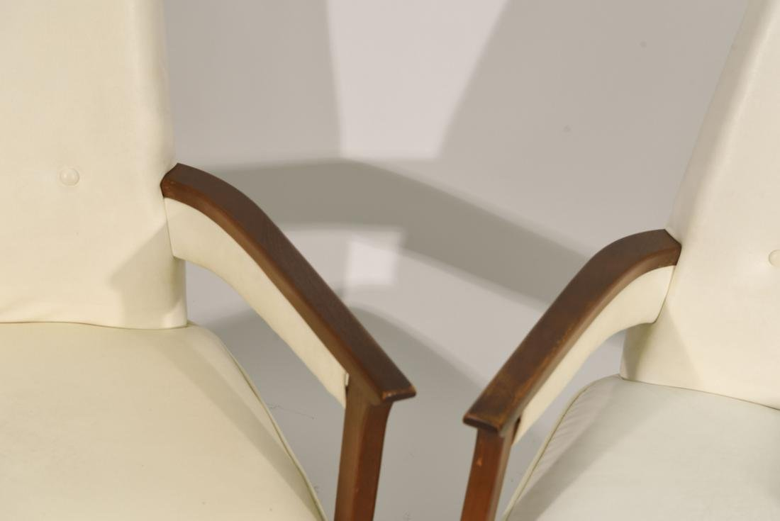 ADRIAN PEARSALL STYLE LOUNGE CHAIRS - 3