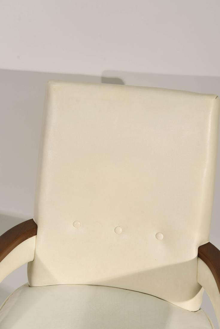 ADRIAN PEARSALL STYLE LOUNGE CHAIRS - 4