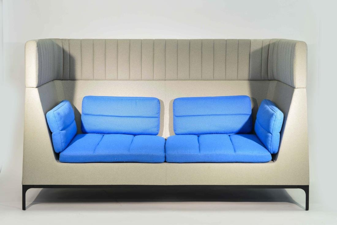 ALLERMUIR TALL BACK UPHOLSTERED SOFA