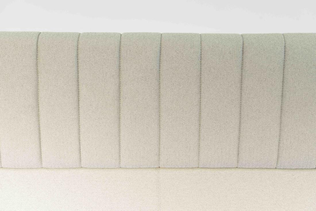 ALLERMUIR TALL BACK UPHOLSTERED SOFA - 2