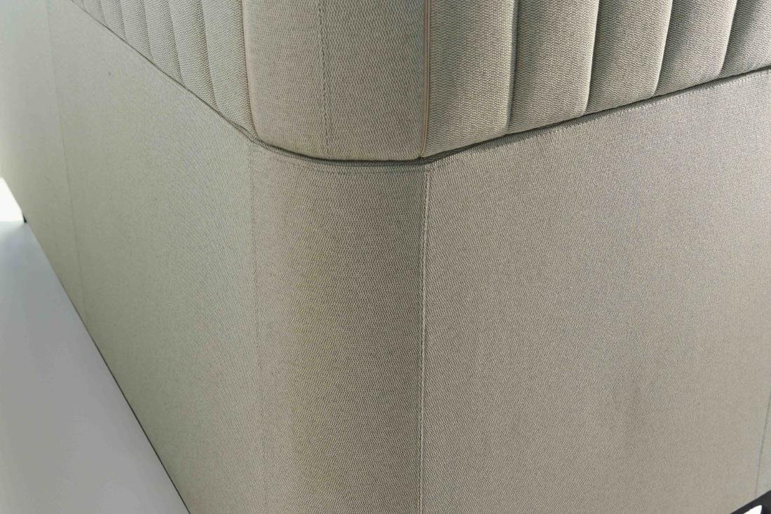 ALLERMUIR TALL BACK UPHOLSTERED SOFA - 7