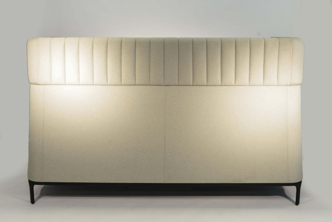 ALLERMUIR TALL BACK UPHOLSTERED SOFA - 9