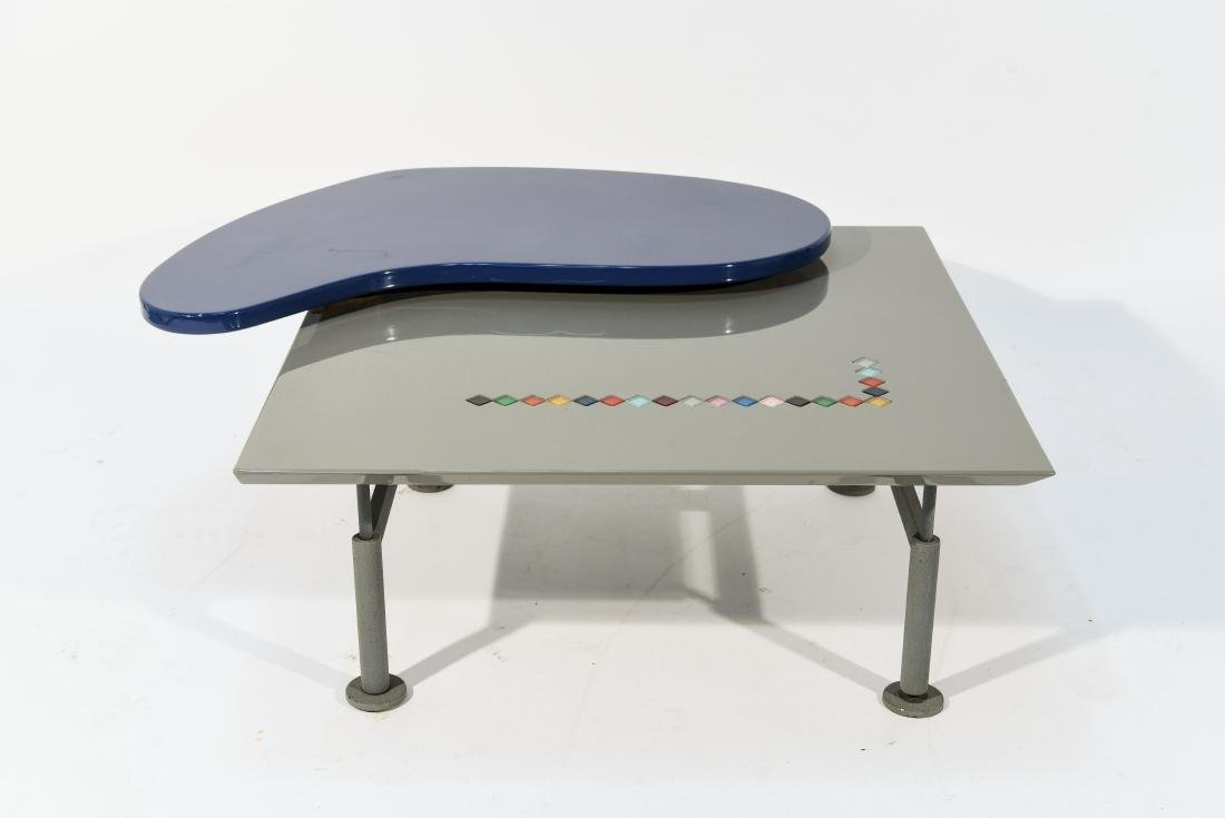 SAPORITI POSTMODERN ITALIAN COFFEE TABLE