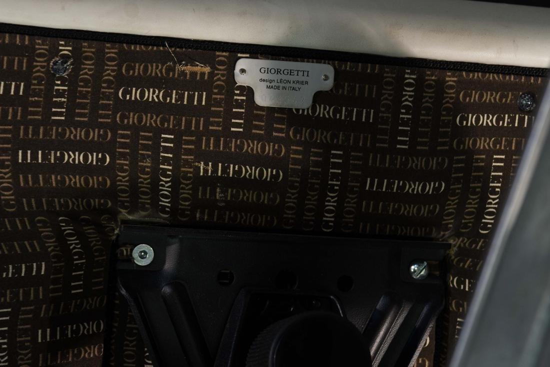 GEORGETTI ITALIAN HIGH BACK OFFICE CHAIR - 10