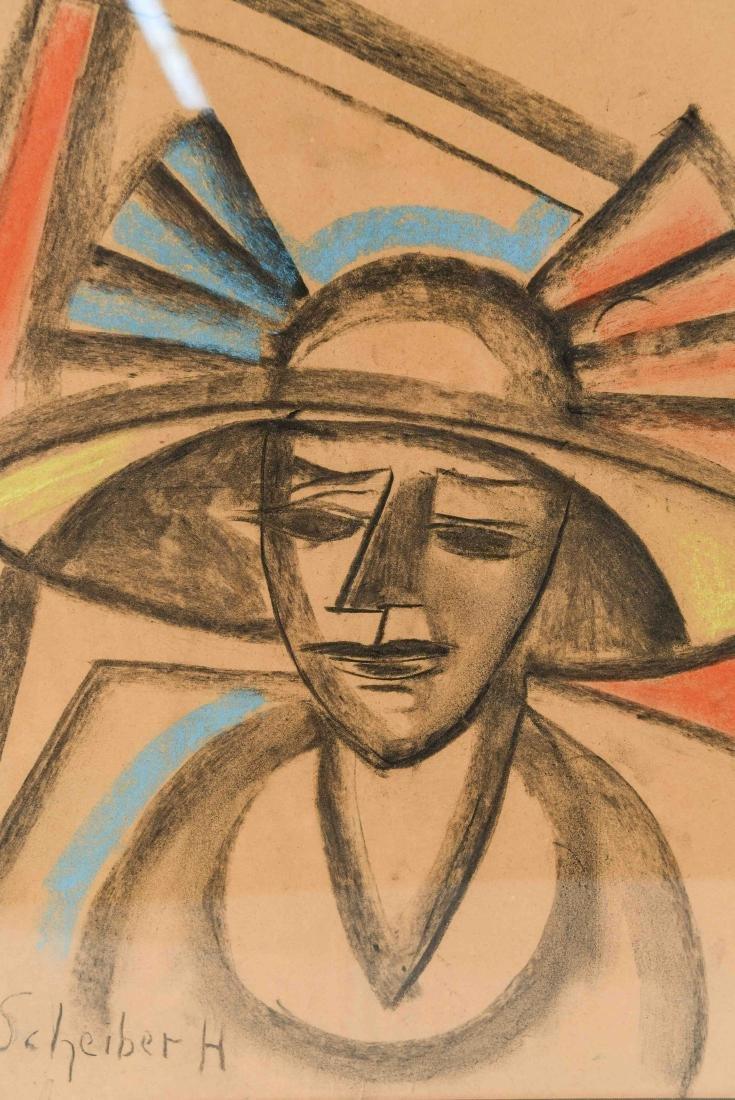 HUGO SCHEIBER (HUNGARIAN 1873-1950) - 2