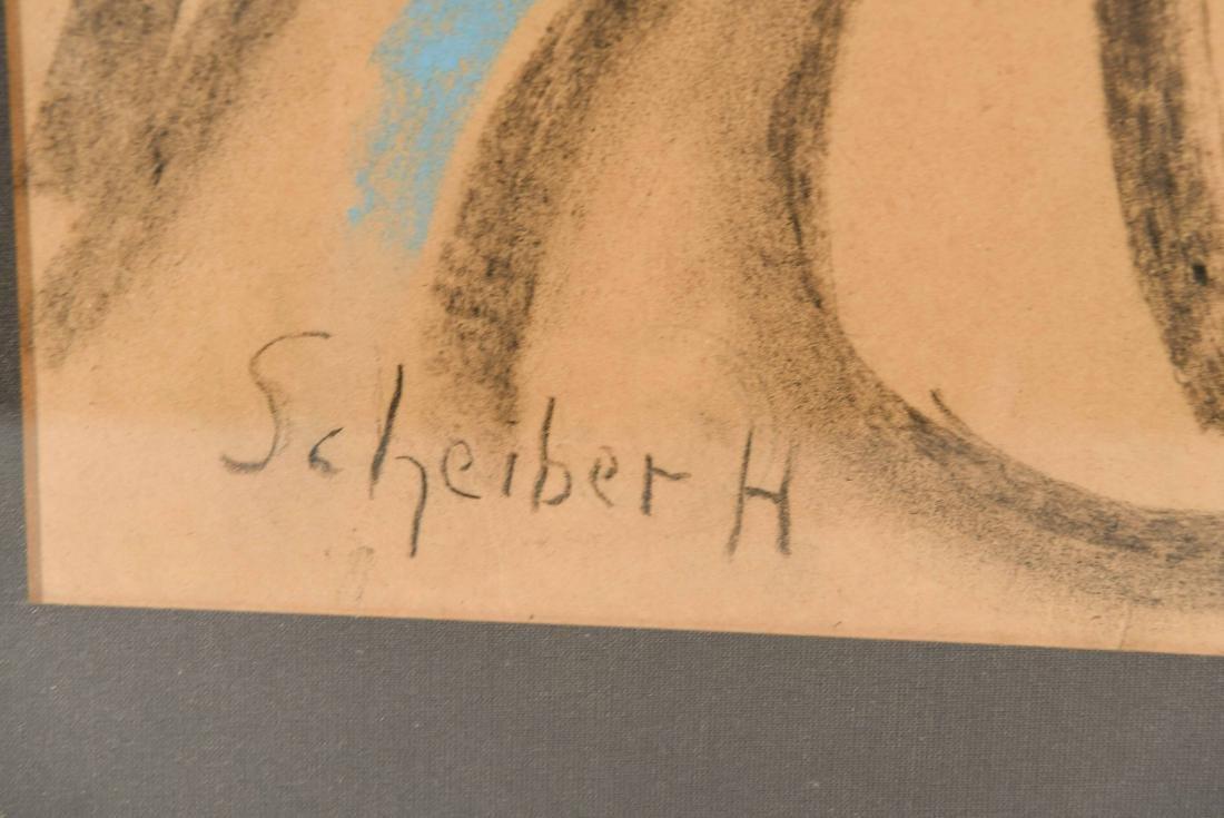HUGO SCHEIBER (HUNGARIAN 1873-1950) - 5