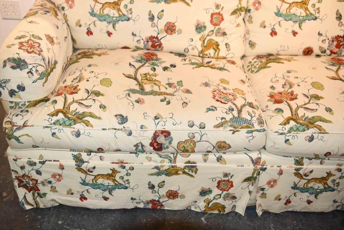 DOWN FILLED UPHOLSTERED SOFA - 2