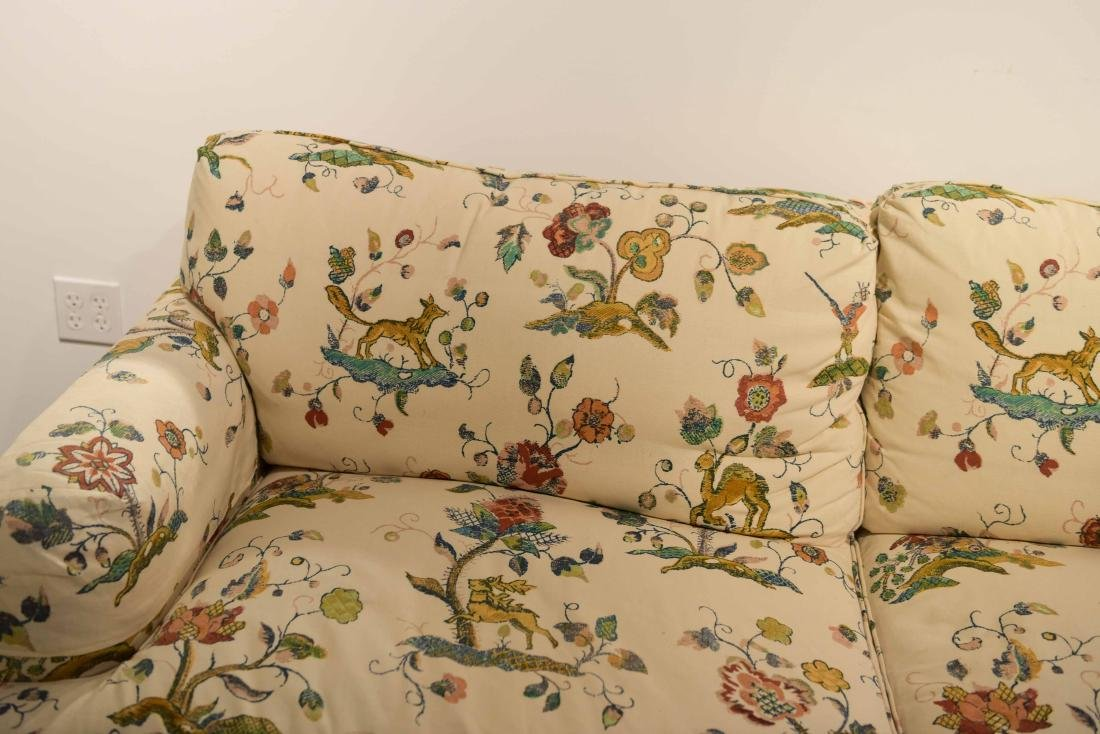 DOWN FILLED UPHOLSTERED SOFA - 3