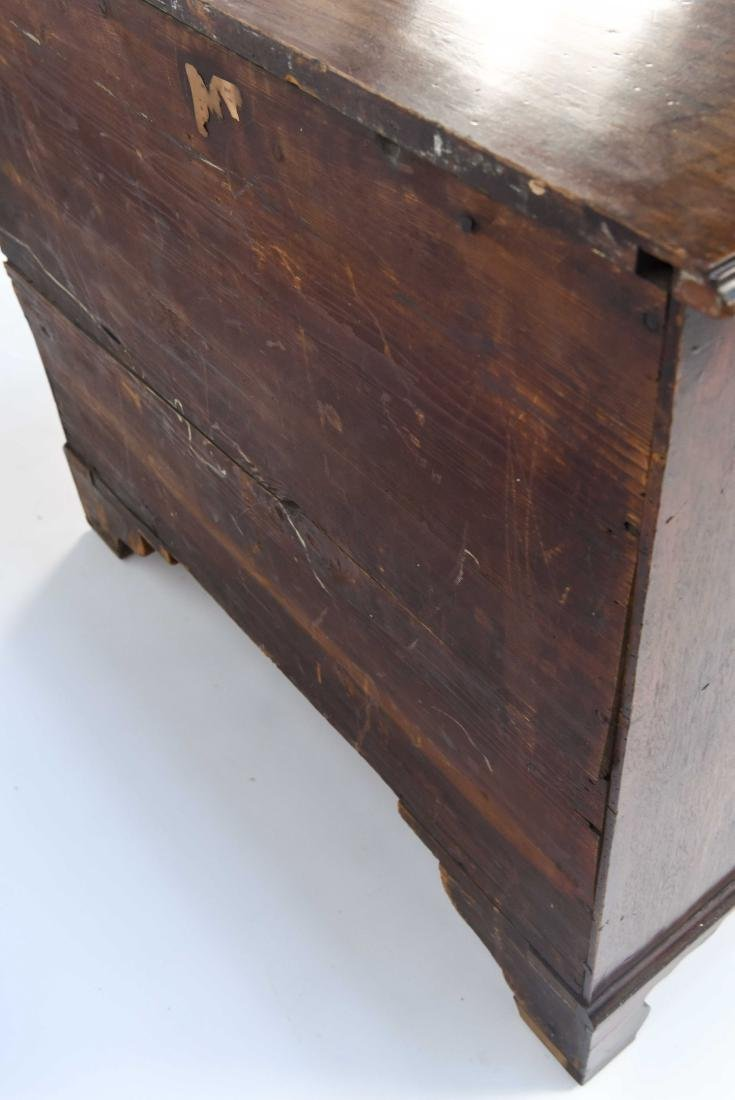 FOUR DRAWER CHEST - 8