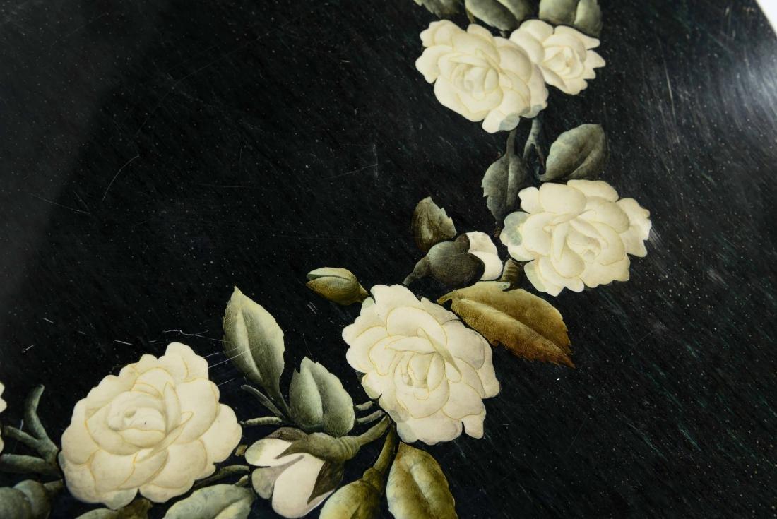PIETRA DURA MARBLE TOP TABLE - 3
