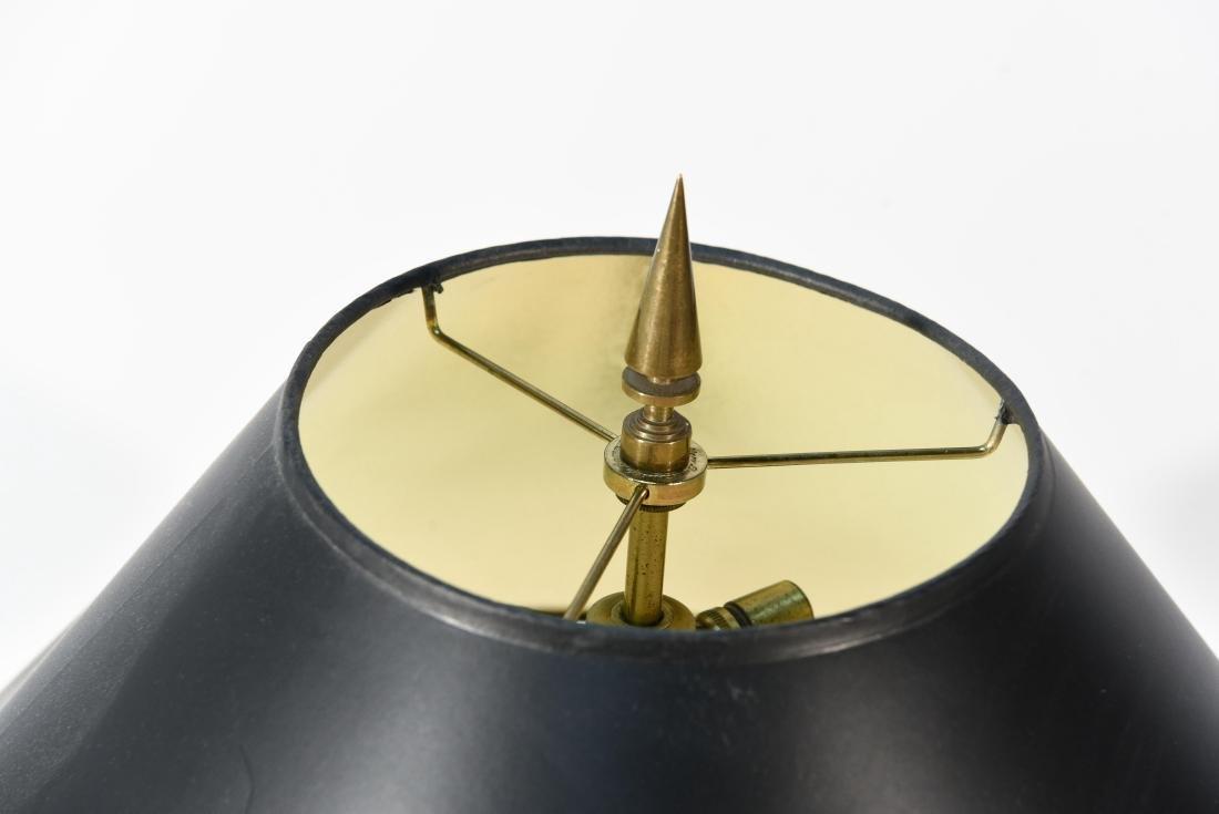 LARGE JAPANESE VASE LAMP C. 1900 - 2