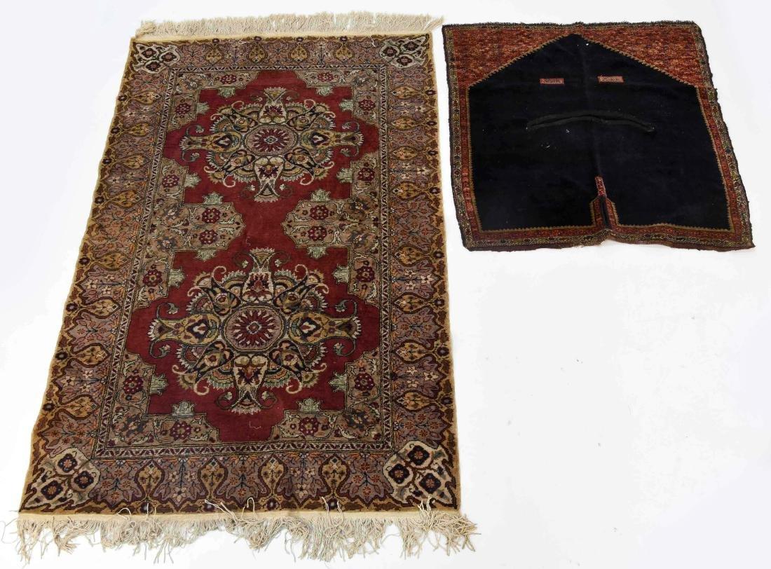 (2) PERSIAN RUGS