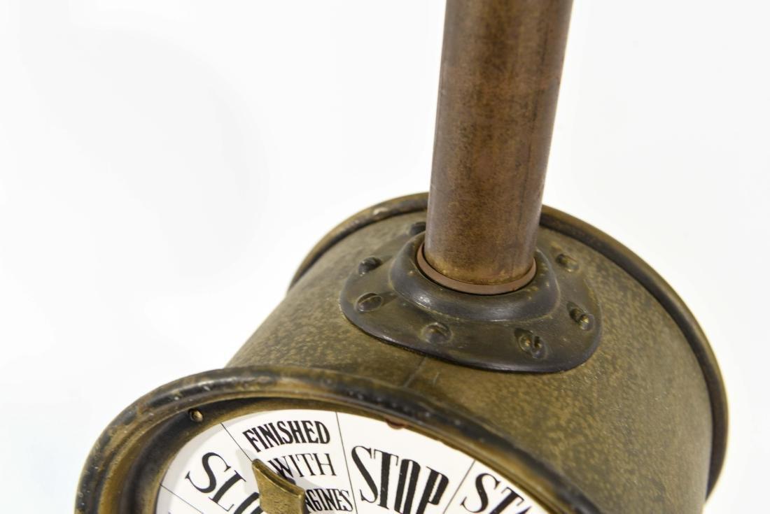 SHIP'S THROTTLE LAMP - 10