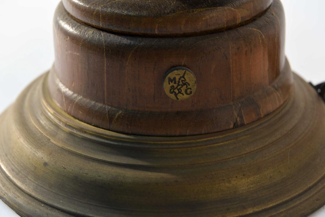 SHIP'S THROTTLE LAMP - 7