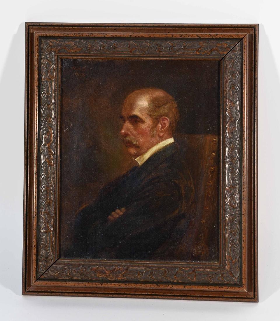 SELF PORTRAIT W. H. SULLIVAN 1903