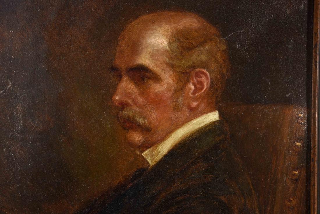 SELF PORTRAIT W. H. SULLIVAN 1903 - 3