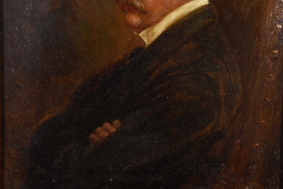 SELF PORTRAIT W. H. SULLIVAN 1903 - 4