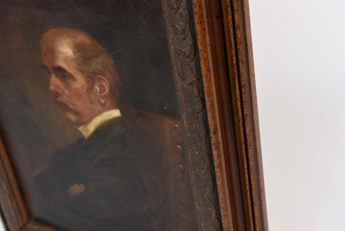 SELF PORTRAIT W. H. SULLIVAN 1903 - 6