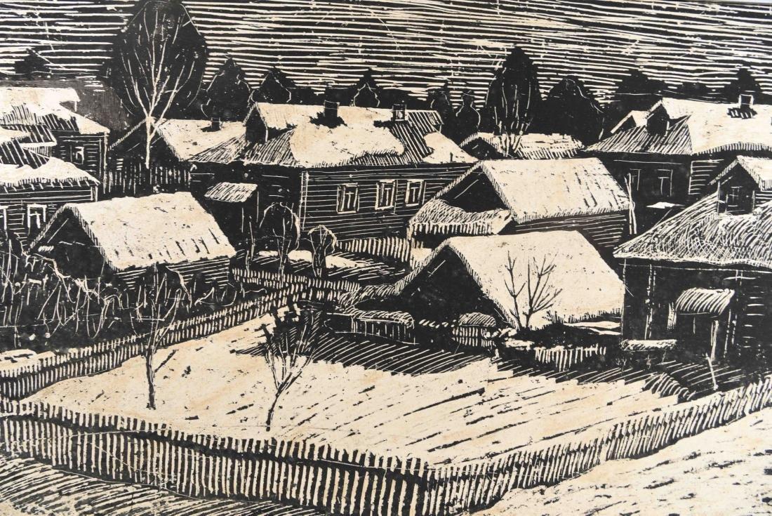 NIKOLAI M. ZABIRONIN, (RUSSIA 1932 - ) - 2