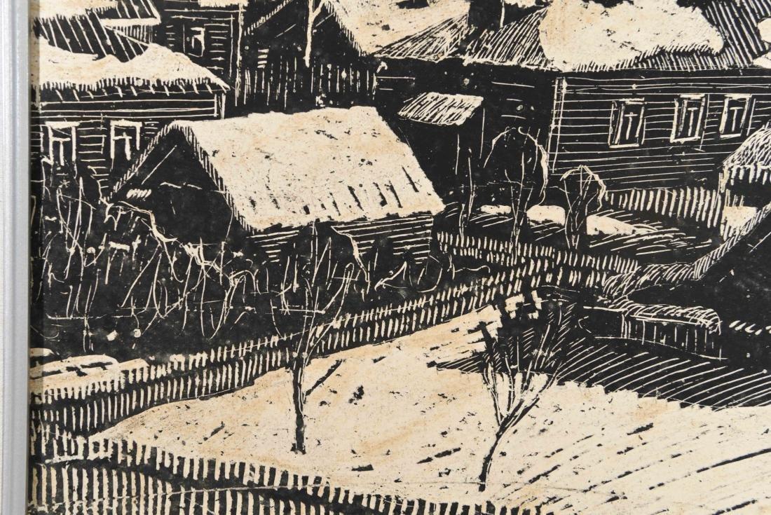 NIKOLAI M. ZABIRONIN, (RUSSIA 1932 - ) - 4