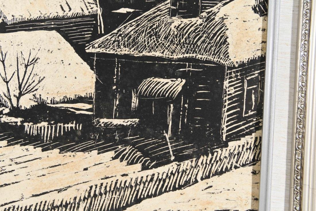 NIKOLAI M. ZABIRONIN, (RUSSIA 1932 - ) - 8