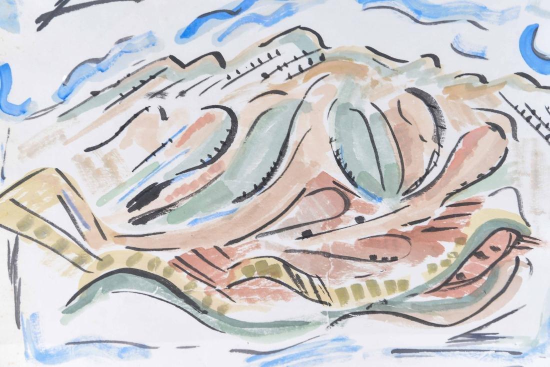 CADY WELLS (AMERICAN 1904-1954) - 2