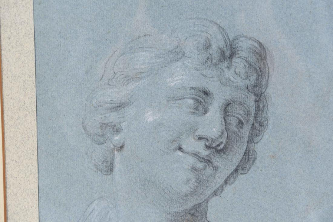 17/18TH CENTURY DRAWING - 3
