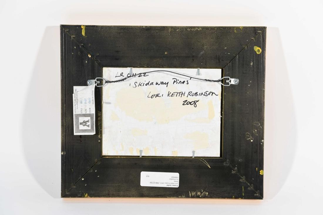 "LORI KEITH ROBINSON ""SKIDAWAY PINES"" O/B 2008 - 7"