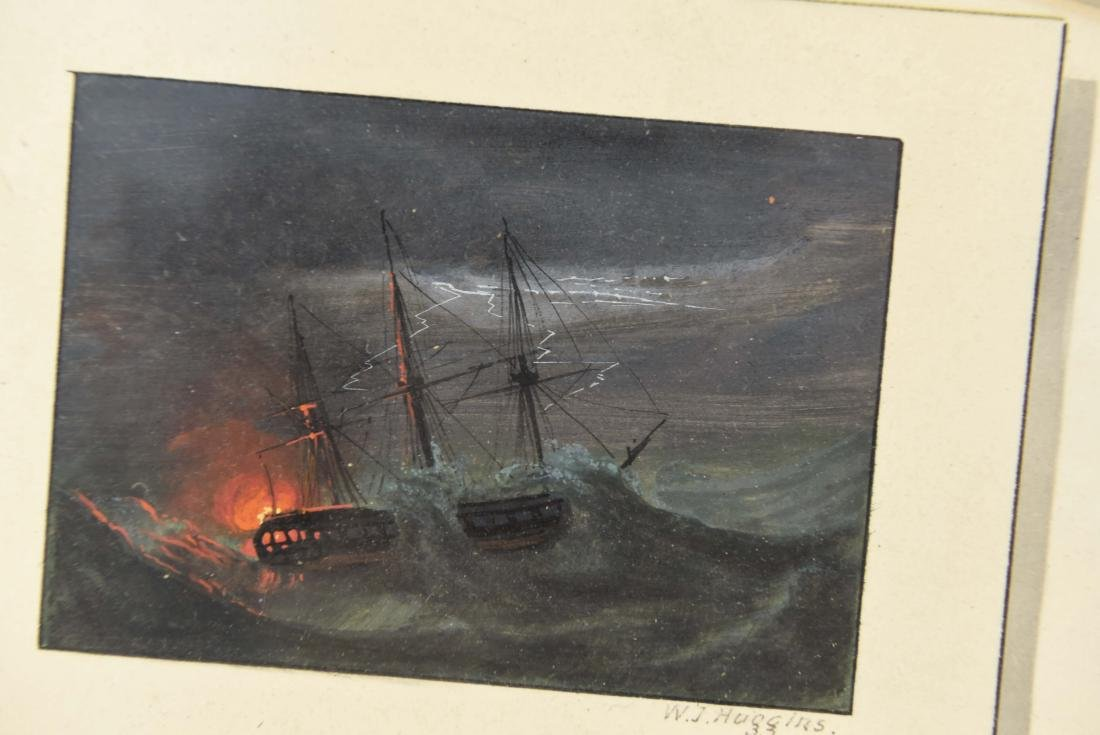 WILLIAM JOHN HUGGINS (BRITISH 1781-1845) - 4