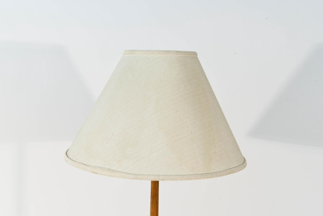 SWEDISH TEAK FLOOR LAMP - 2