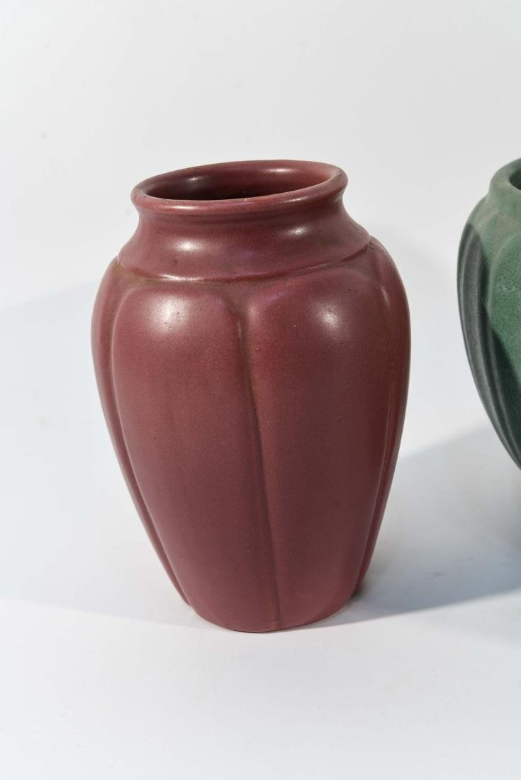 GROUPING OF ART POTTERY - 2