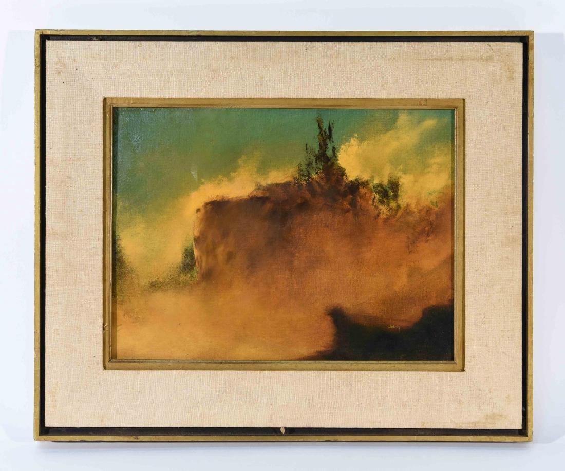 """EAST CAMINO CIELO"" SANTA BARBARA 1973"