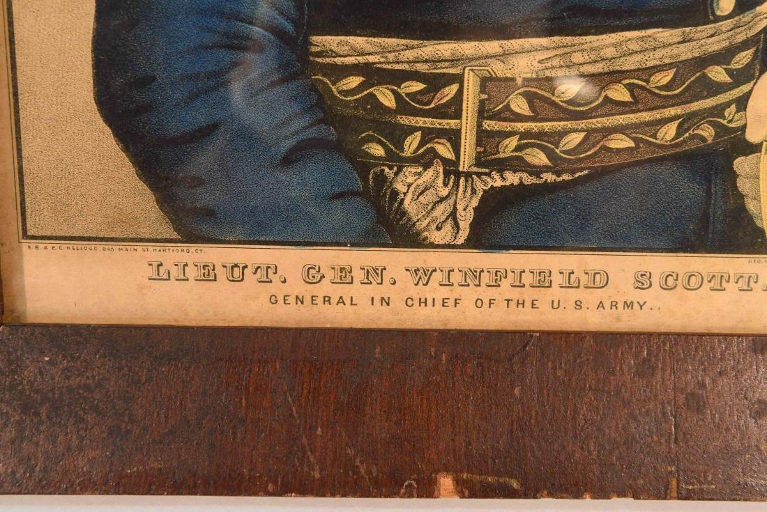 SOLDIER PRINT C.1850 - 3