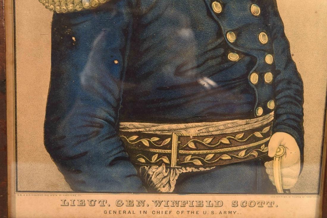 SOLDIER PRINT C.1850 - 4