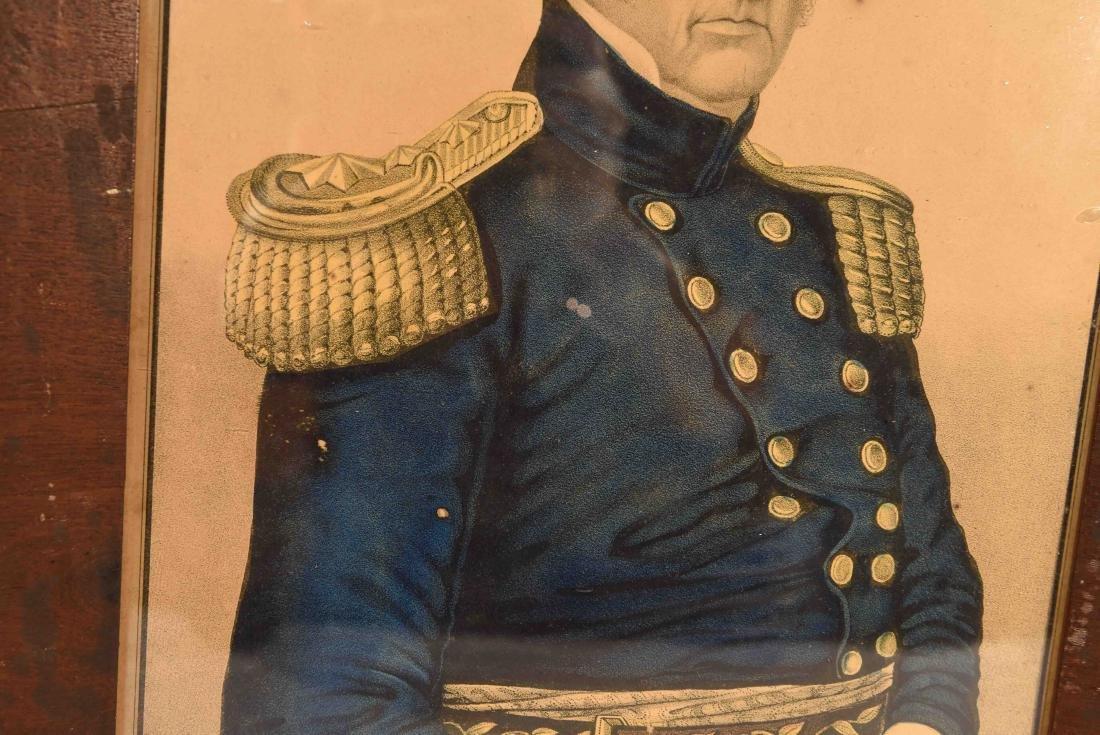 SOLDIER PRINT C.1850 - 5
