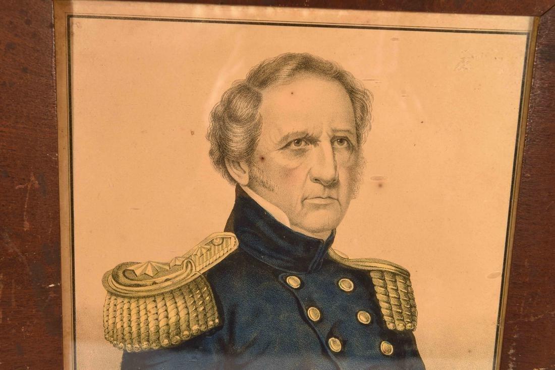 SOLDIER PRINT C.1850 - 6