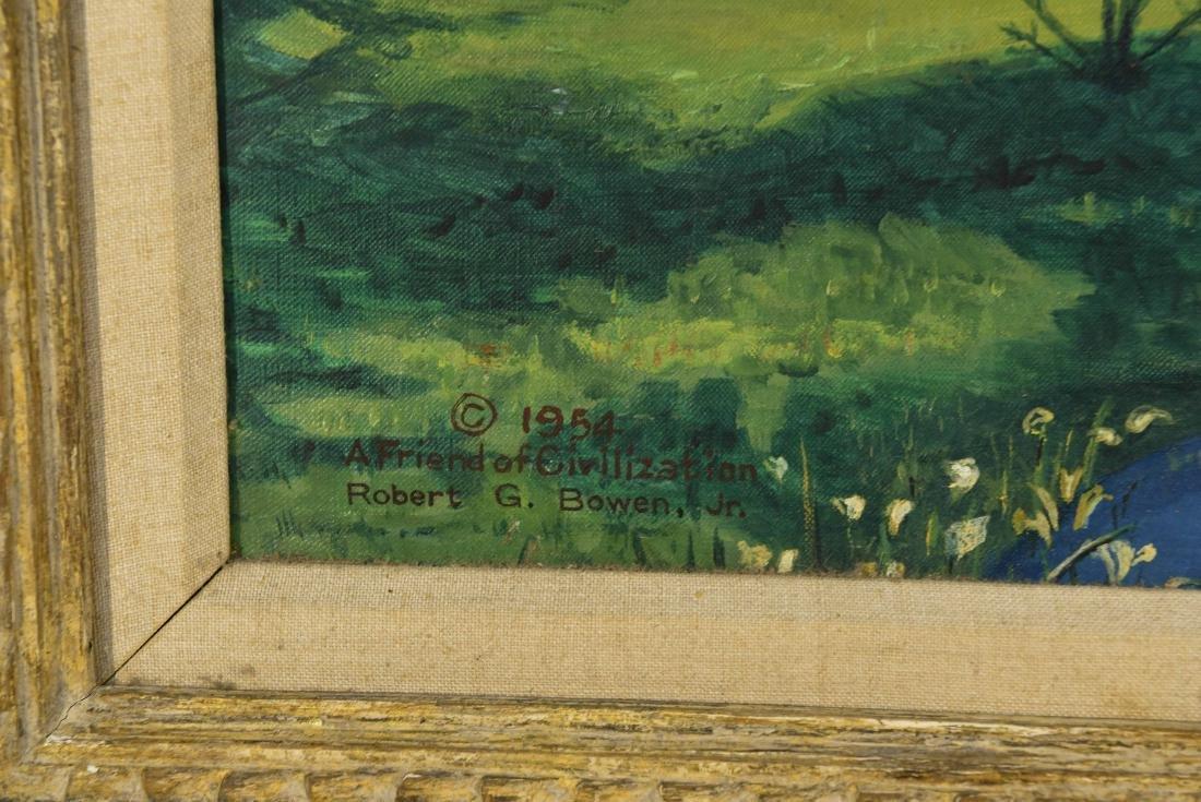 ROBERT G. BOWEN JR. - 7