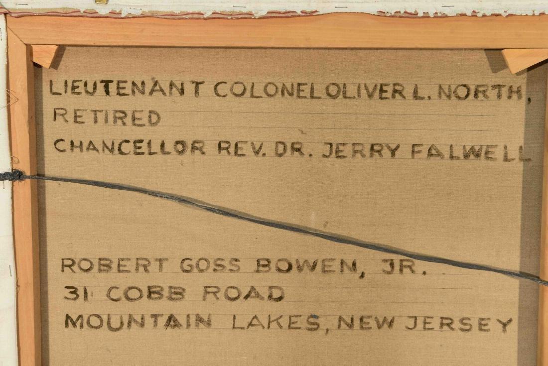 ROBERT G. BOWEN JR. O/C - 11