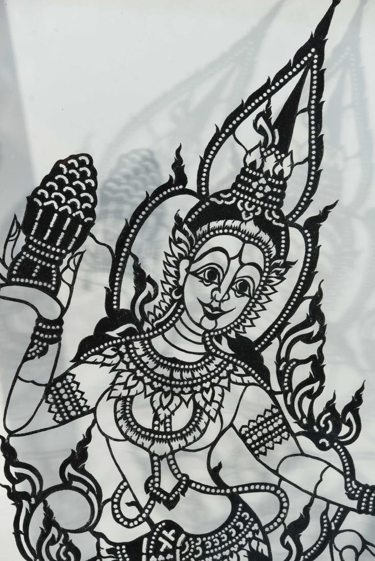INDIAN GLASS ETCHING - 2
