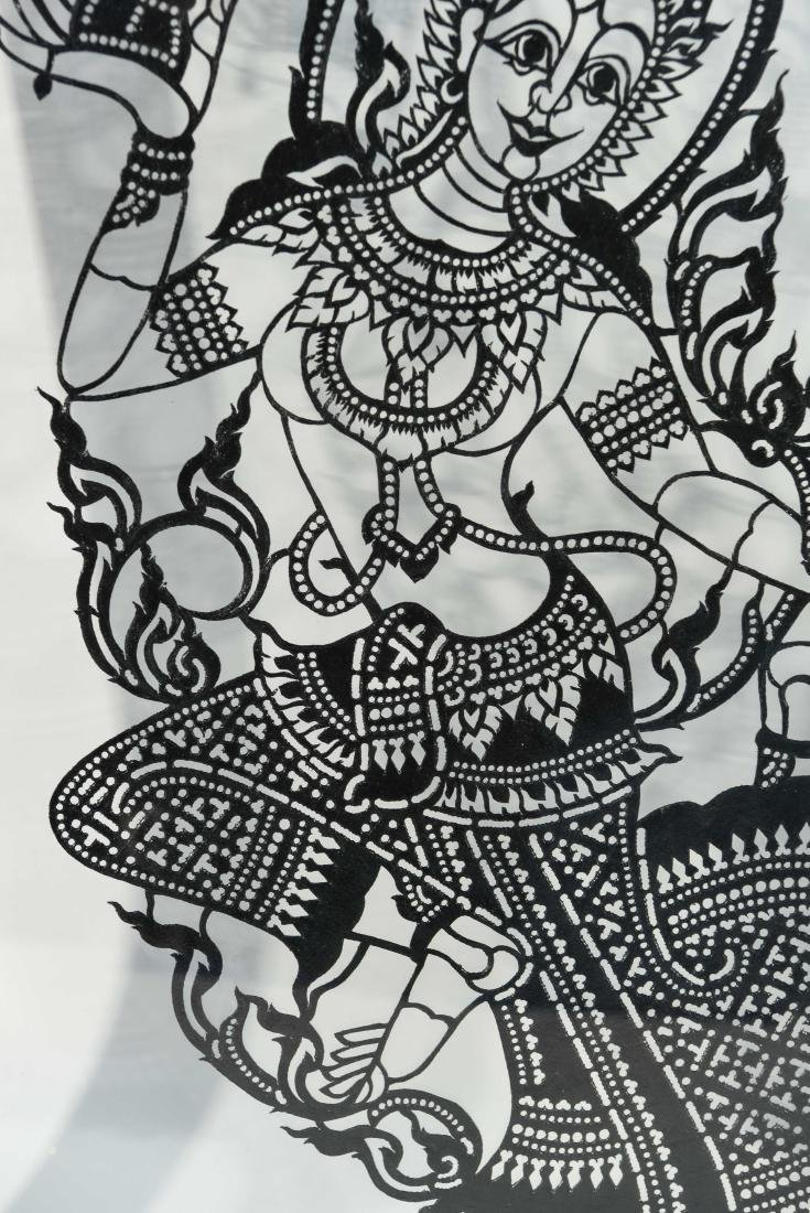 INDIAN GLASS ETCHING - 3