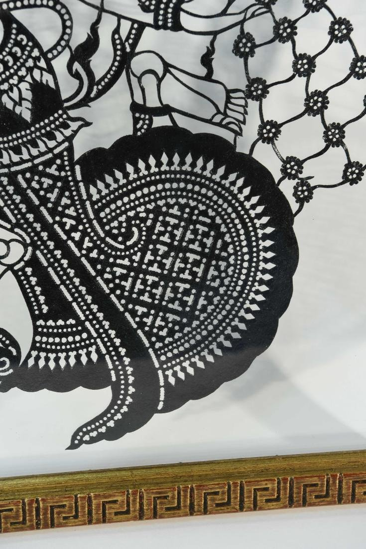 INDIAN GLASS ETCHING - 4