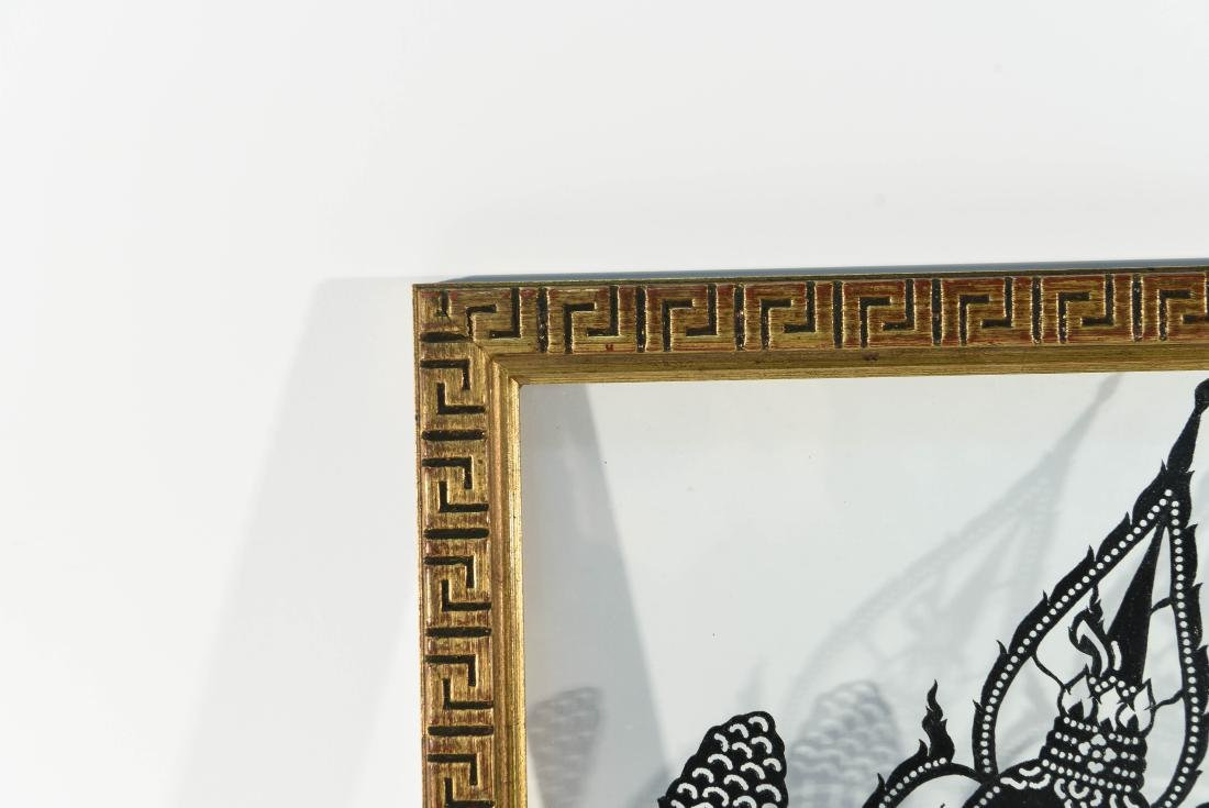 INDIAN GLASS ETCHING - 6