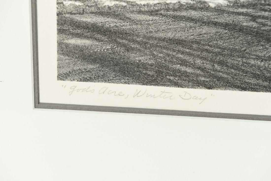 WALTER DUBOIS RICHARDS (AMERICAN 1907-2006) - 3