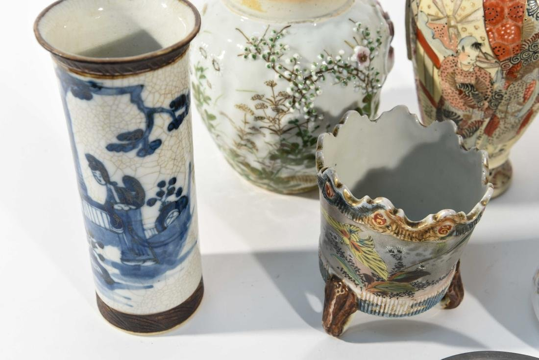 GROUPING OF CHINESE & JAPANESE PORCELAIN - 2