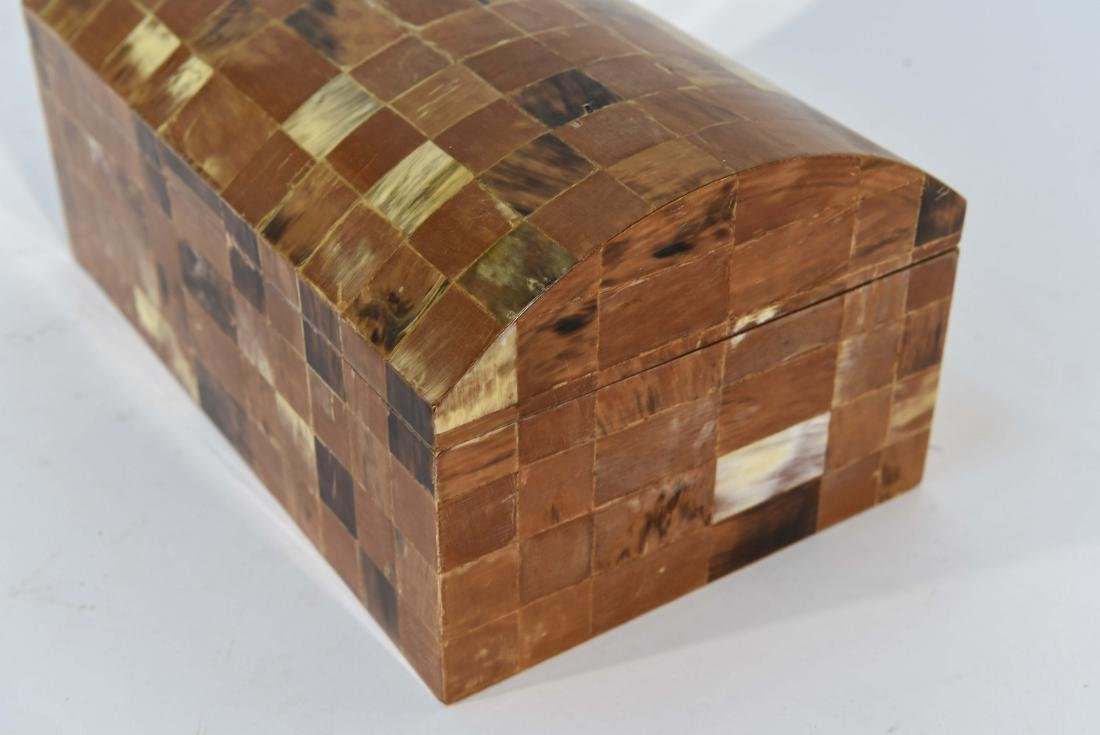 SMALL TESSELATED BOX - 3