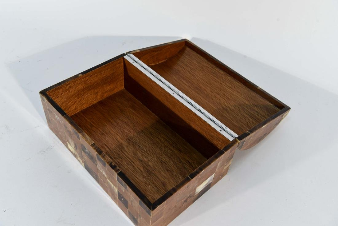 SMALL TESSELATED BOX - 4