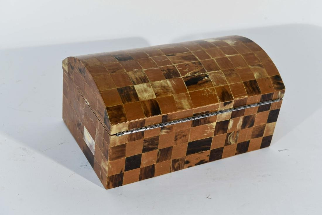 SMALL TESSELATED BOX - 5