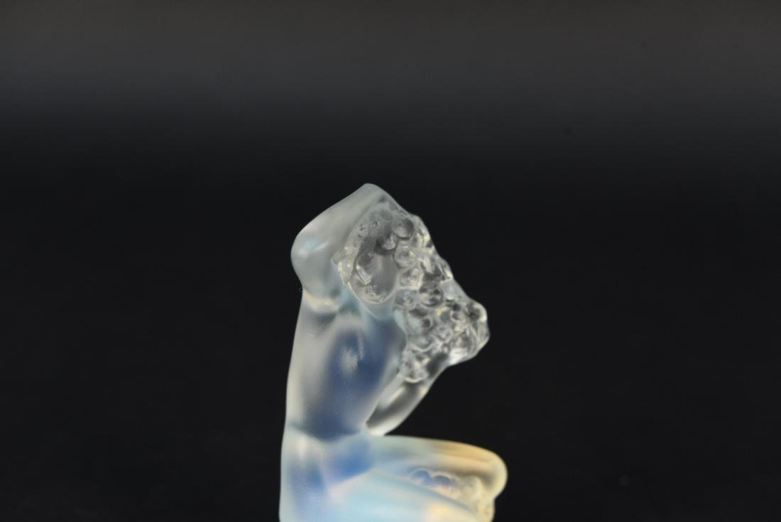 LALIQUE CRYSTAL FIGURINE - 2