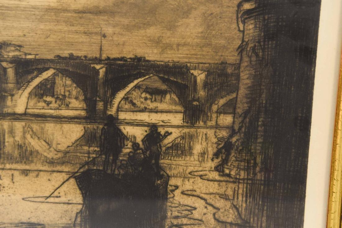 FRANK  W. BRANGWYN ( BELGIAN / ENGLISH 1867-1956) - 7